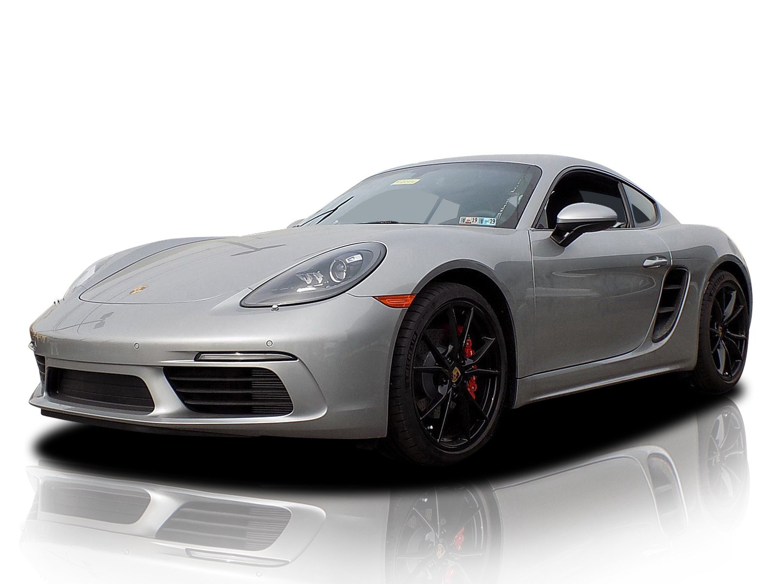 New 2018 Porsche 718 Cayman S S