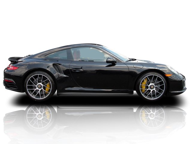 Certified Pre-Owned 2019 Porsche 911 Turbo S