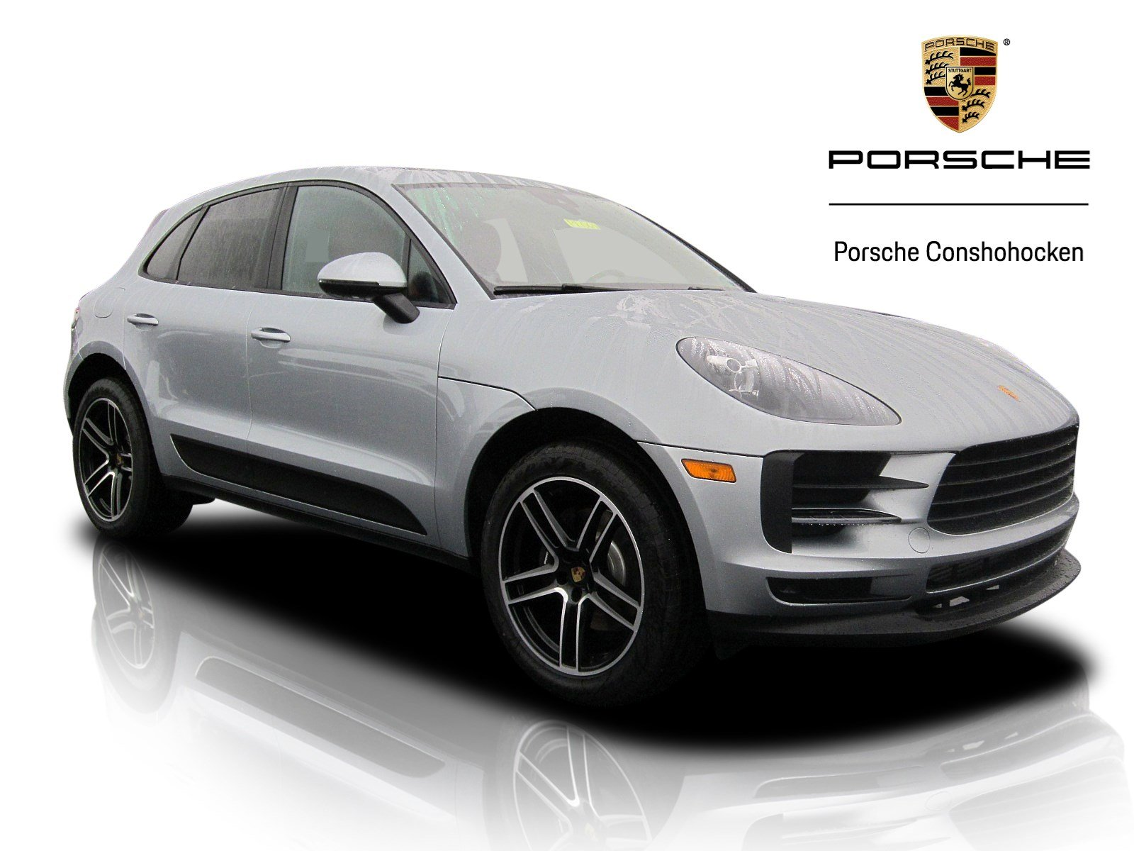 Pre-Owned 2020 Porsche Macan Base