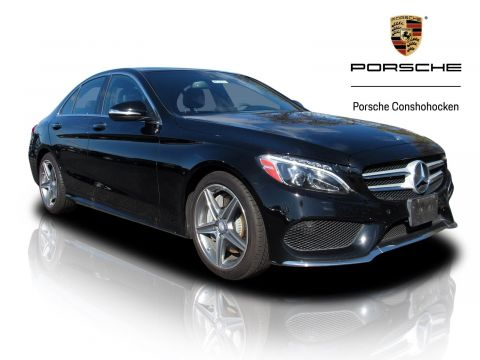 Pre-Owned 2015 Mercedes-Benz C-Class C 400