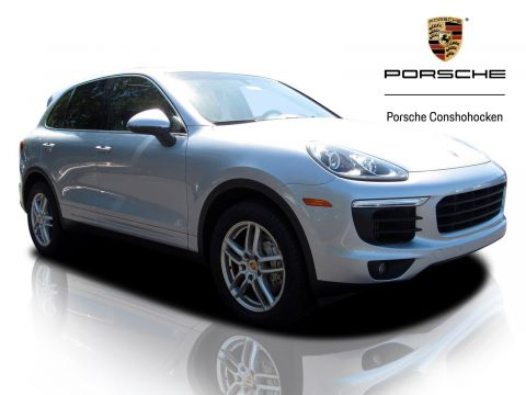 Certified Pre-Owned 2015 Porsche Cayenne S
